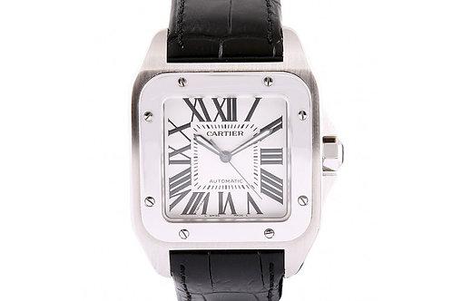 Cartier Santos Demont 35mm White Gold