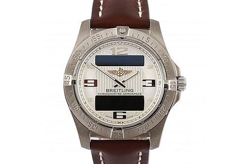 Breitling Professional Aerospace Avantage White Dial 42mm Titanium