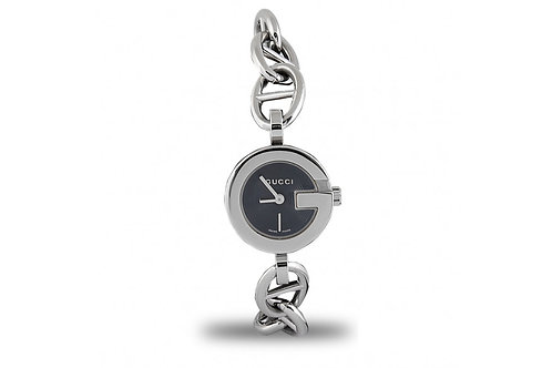 GUCCI 107 Series Ladies Charm Bracelet Watch