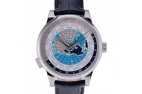 Montblanc Meisterstuck Heritage Spirit Orbis Terrarum World Map Motife Dial 43mm