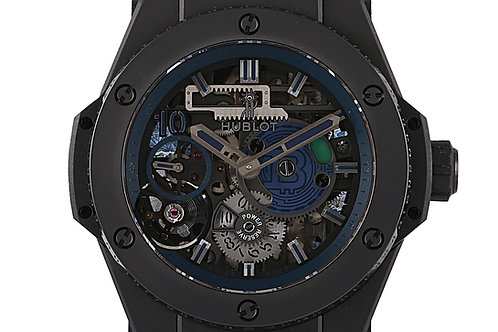 Hublot Big Bang Meca 10 P2P Bitcoin Edition 45mm