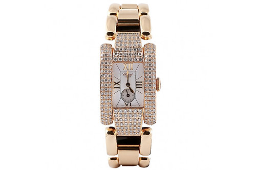 Chopard La Strada 24mm Yellow Gold & Diamonds