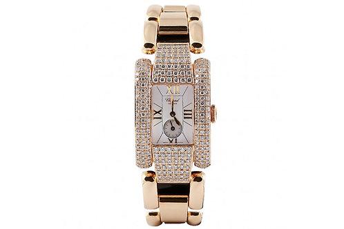Chopard La Strada 24mm Yellow Gold & Diamonds