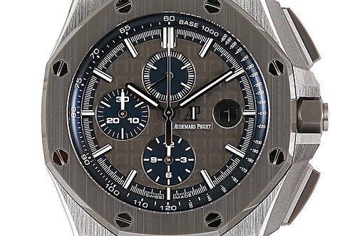 Audemars Piguet Royal Oak Offshore Chronograph Steel 42mm