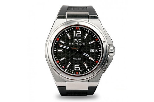 IWC Ingenieur Automatic Mission Earth Steel