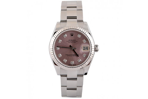 Rolex Datejust Oyster Perpetual 31mm Steel