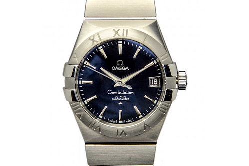 Omega Constellation Steel Co-Axial Calibre 8500
