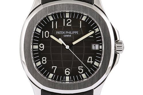 Patek Philippe Aquanaut Steel with Black Dial 40mm