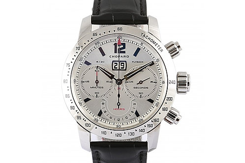 Chopard Mille Miglia Jacky Ickx Limited Edition Silver Dial 42.5mm Steel