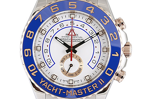 Rolex Yachtmaster 2 Steel & Rose Gold 44mm