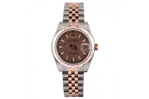 Rolex Lady Datejust 31mm Steel & Rose Gold