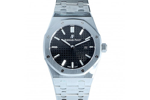 Audemars Piguet Royal Oak Black Dial 33mm Steel