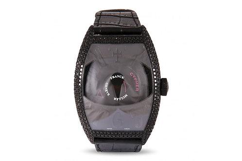 Franck Muller Cypher Black Diamonds