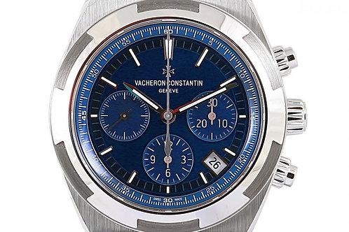 Vacheron Constantine Overseas Blue Dial 42.5mm Steel