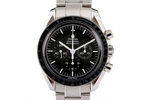 Omega Speedmaster Professional Moonwatch Black Dial 42mm Steel