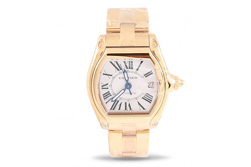 Cartier Roadster Yellow Gold
