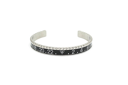 GMT Master 2 Rolex Wrist Bangle Black