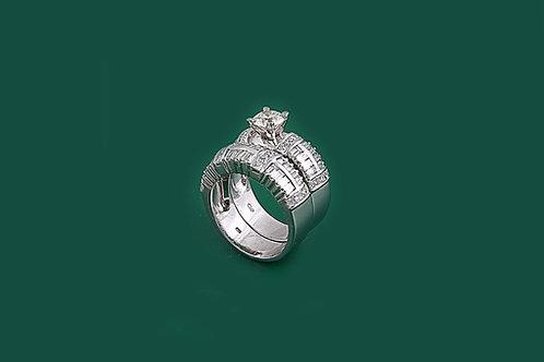 Solitaire Designer Diamond Ring