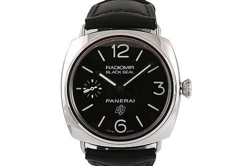 Panerai Radiomir Black Seal Black Dial 45mm Steel