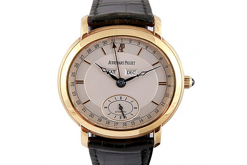 Audemars Piguet Millenary Triple Calendar 40mm Yellow Gold