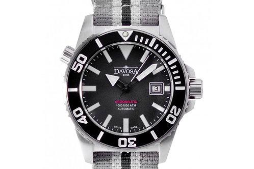 Davosa Argonautic Black Dial 42mm Steel