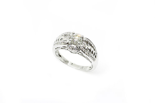 Designer Solitaire Diamond Ring