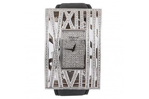Chopard Classique Diamond Dial 36.5 x 52mm White Gold & Diamonds
