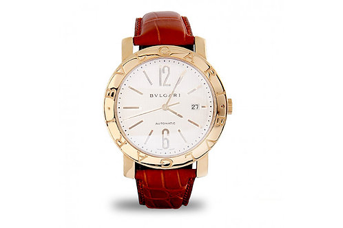 Bvlgari Automatic Yellow Gold