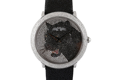 Montreux Black Panther with Diamonds