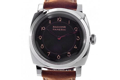 Panerai Radiomir 1940 3 Days Acciaio Special Edition Black Dial 47mm Steel