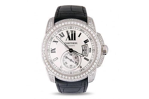 Cartier Calibre Diamonds