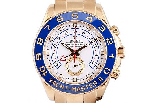 Rolex Yacht-Master II 44mm Yellow Gold
