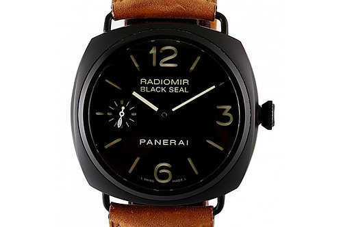 Panerai Radiomir Black Seal Black Dial 45mm Ceramic