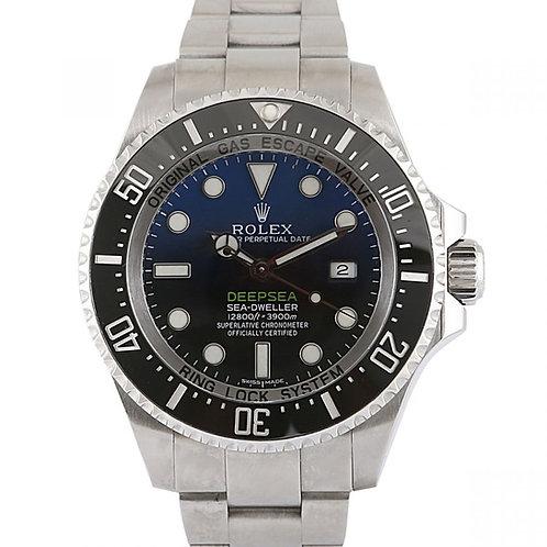 Rolex Deepsea Sea Dweller James Cameron Blue-Black 44mm