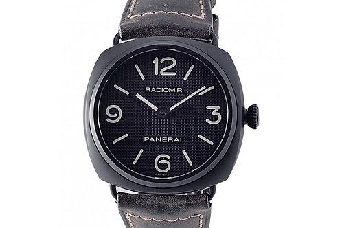 Panerai Radiomir Ceramica Black Dial 45mm Ceramic