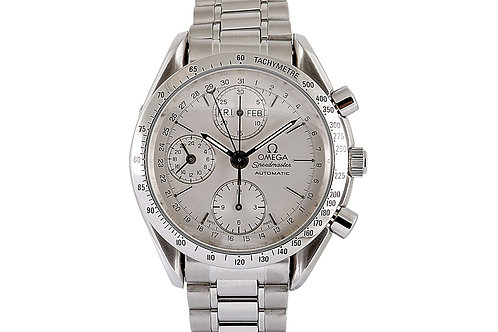 Omega Speedmaster Day Date Steel with Silver Dial 39mm