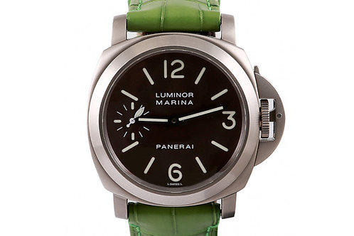 Panerai Luminor Marina 44mm Titanium