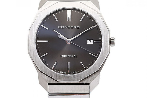 Concord Mariner SL Anthracite Dial 40mm Steel