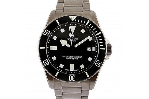Tudor Pelagos Black Dial 42mm Titanium
