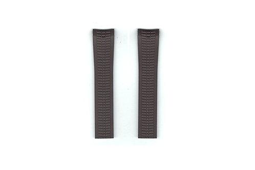 Patek Philippe Aquanaut Brown Rubber Strap 21mm