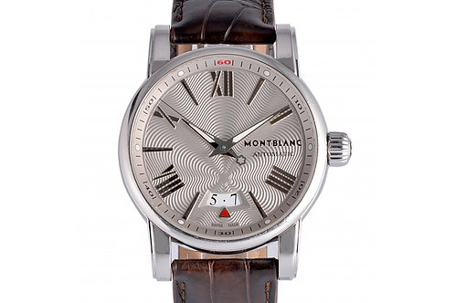 Montblanc Star Silver Dial 42mm Steel