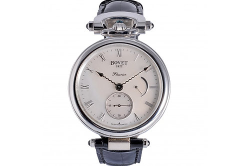 Bovet Amadeo Fleurier Mother of Pearl 39mm White Gold