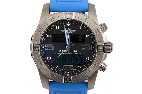 Breitling Exospace B55 Black Dial 46mm Titanium