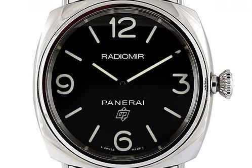 Panerai Radiomir 3 Days Black Dial 45mm Steel