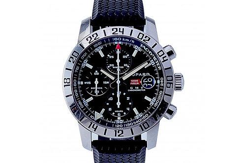 Chopard Mille Miglia GMT Chronograph Black Dial 42mm Steel