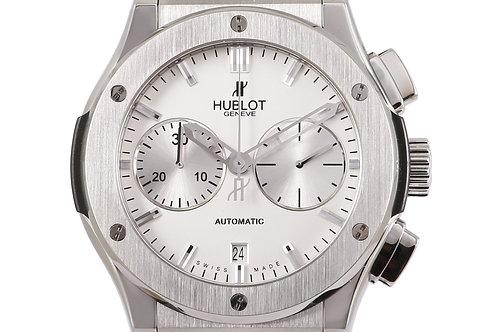 Hublot Classic Fusion Chronograph White Dial 45mm