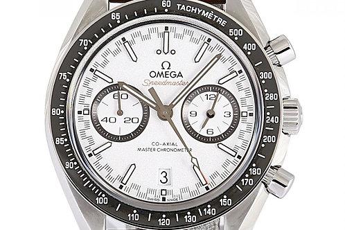 Omega Speedmaster Master Chronometer Chronograph Silver Dial 44.25mm Steel
