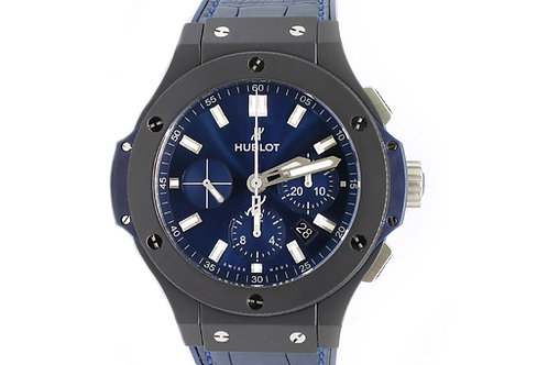 Hublot Big Bang Ceramic Blue 44mm