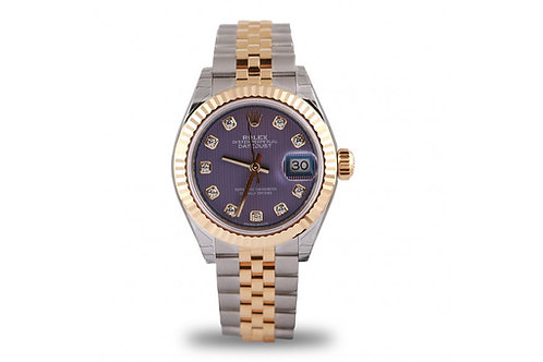 Rolex  Lady-Datejust 28 Steel & Yellow Gold