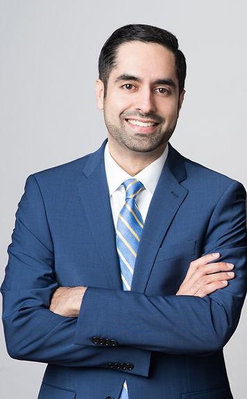Dr. Usman Zahir - Endoscopic Spine Specialist